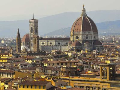 Guided Walking Tour of Florence in a Day